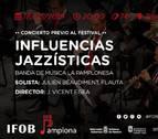 La Pamplonesa dará el sábado un concierto junto al flautista Julien Beaudiment