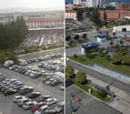 IMAGEN INTERACTIVA | Cuando cambió... El parking de hospitales