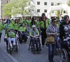 Adacen y Aspace celebran este domingo una doble prueba solidaria