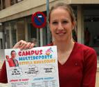 El campus organizado por la atleta olímpica Estela Navascués, en julio