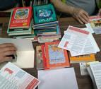 Traperos de Emaús regalará mil libros en Navarra