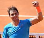 Nadal elimina a Verdasco y se cita con Tsitsipas en semifinales de Roma