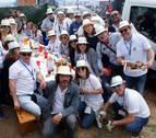 La romería a la Cruceta reúne a alrededor de 2.000 personas