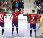 Ejercer de local debe dar el pase a semifinales a Osasuna Magna