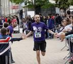 Un millar de carreras en Barañáin por un futuro para Tsunza (Kenia)