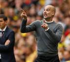 El Manchester City golea al Watford de Javi Gracia en la final de la FA Cup