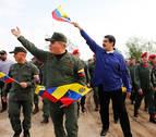 Maduro dice que hay
