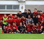 Osasuna Promesas-Cádiz B, por una plaza en la División de Bronce