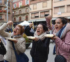 1.500 raciones de espárrago fresco en Mendavia