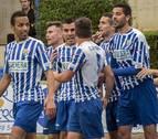 Derbi navarro y Valladolid B-Izarra, el inicio de la Segunda División B
