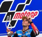 Àlex Márquez lidera el triplete español en Moto2 y Canet conserva el liderato de Moto3