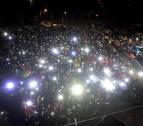 Funes celebra la II Carrera de las Luciérnagas con 800 participantes