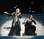 Lluvia de críticas a Madonna por su actuación en Eurovisión