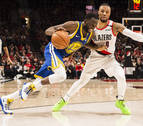 Green y los Splash Brothers colocan a los Warriors a un paso de la final
