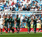Setién pone la guinda a una temporada negra del Real Madrid