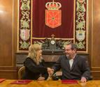 Gobierno y Fundación Caja Navarra impulsarán proyectos para el retorno del talento