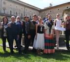 El Monasterio de Iranzu abre sus puertas al arte y la gastronomía
