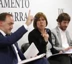 """El cuatripartito aplaude Skolae y NA+ y PSN ven una """"nefasta gestión"""""""