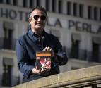 """Jesús Javier Corpas: """"San Fermín es el ambiente perfecto para una novela negra"""""""
