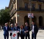 Esparza derogará el decreto sobre el euskera para el acceso a la función pública