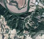 El Gobierno foral deniega la instalación de un parque eólico en la Sierra de Peña