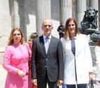La navarra Ruth Goñi, nombrada portavoz adjunta de Ciudadanos en el Senado