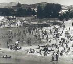 Estella se bañará este verano como lo hacía en su antigua playa fluvial