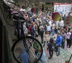 La Tómbola de Pamplona abre sus puertas con el recuerdo de Luis Ayanz