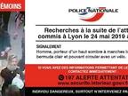 La policía francesa difundirá nuevas fotos del autor de la explosión de Lyon