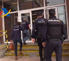 Intervienen cinco toneladas de cocaína en tres contenedores del Puerto de Barcelona