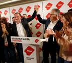 Navarra Suma gana el poder municipal en Navarra y se hará con las principales alcaldías