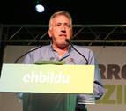 Asiron valora los resultados de EH Bildu, insuficientes para revalidar el cargo