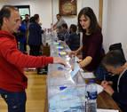 Resultados de las elecciones en los concejos de Navarra