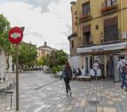 Otras 3 cámaras vigilarán el acceso a la zona peatonal de Casco Viejo de Tudela