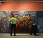 Estella valora la colección pictórica municipal en más de 10 millones