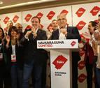 Navarra Suma ofrece al PSN trabajar juntos en &quotel futuro de Pamplona
