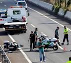 Fallece un guardia civil en la persecución de un coche cargado con 200 kilos de hachís