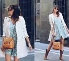 Cómo llevar un 'look' con vestido y botas camperas