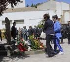 Sangüesa acoge un homenaje a las últimas víctimas mortales de ETA en Navarra