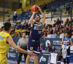 Urtasun juega un ascenso a la ACB diez años después
