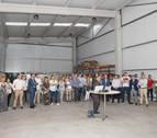 La empresa AIT de Tudela invierte 2 millones en nuevas instalaciones