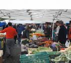 El polígono de Landaben, convertido en mercado