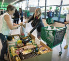 La Gran Recogida del Banco de Alimentos de Navarra consigue 280.000 kilos