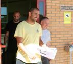 Carlos Aranda y Raúl Bravo abandonan la prisión de Zuera tras abonar la fianza