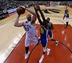 Marc Gasol y Siakam guían a Toronto hasta el 1-0 en la final de la NBA