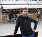 """Germán Esparza: """"Las librerías en Pamplona tenemos una fortaleza precaria"""""""