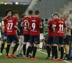 La copa de campeones de Liga, tras el Osasuna-Oviedo
