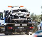 Reyes pudo sufrir el reventón de una rueda cuando iba a 237 km/h, según la Guardia Civil