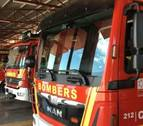 Un incendio obliga a desalojar una residencia de ancianos en Benicàssim