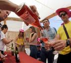 La conquista del vino rosado en San Martín de Unx
